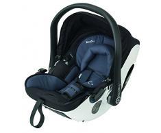 Siège auto inclinable pour bébé Kiddy Evolution Pro 2, inclinable, compatible Isofix, groupe 0+ (0 à 13 kg, de la naissance jusqu'à environ 15 mois)