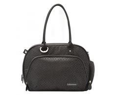 Babymoov Sac à Langer Trendy Bag Black Large Ouverture & Bandoulière