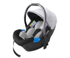 Knorr-Baby 860670 Coque bébé Poussette For You, gris
