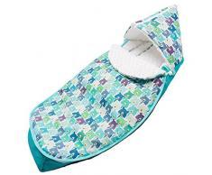 Sevira Kids - Chancelière universelle et imperméable - nid dange pour la poussette ou siège auto 0-24 mois - Bears Ice 2.0
