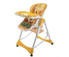Aziamor AZ55-ARA Chaise haute Prima Pappa Orange