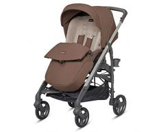 Inglesina ag37j6ccr Poussette réversible, Coffee Cream