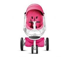 Quinny Poussette Mood Design et Confort, Pink Passion