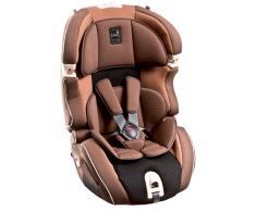 Kiwy Siège Auto pour Enfants - Groupe 1, 2, 3 - SLF123 Q-Fix - ECE R44/04 - Moka