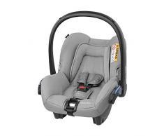 Bébé Confort Cosi Citi Siege Auto Groupe 0+ (0-13kg), Naissance à 12 mois, Nomad Grey