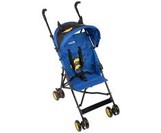 Safety 1st Crazy Peps Poussette Canne Fixe, Super Blue