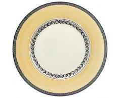 Villeroy & Boch 10-1068-2640 Assiette à Dessert Porcelaine Jaune 22 x 23 x 7 cm 1 Assiette
