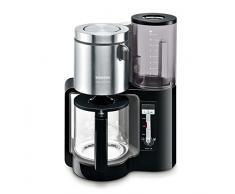 Siemens TC86303 Machine à café 10-15 tasses Noir 1160 W