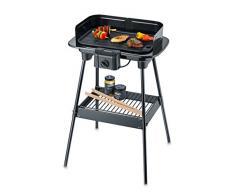 Severin 8534 Barbecue Noir 1600 W