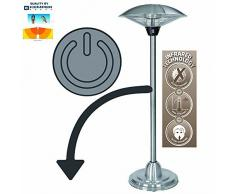 Plein air Chauffage électrique, lampe professionnelle à infrarouge