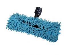 Microfibre Mop Serpillère de rechange daspiration flauschi pour sols durs compatible avec Samsung SC 6400. 6499 Serie