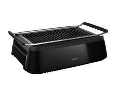 Philips HD6370/90 Barbecue sans Fumée Noir 52,4 x 36,79 x 16,10 cm