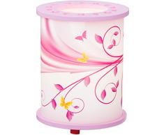 Elobra Lampe de table Imagination 25/15 Lampe de table bois rose 131138