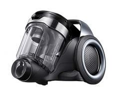 Samsung VC04K71G0HC Aspirateur 360 W Aspirateur réservoir cylindrique Sec, sans Sac, 0,9 L, HEPA