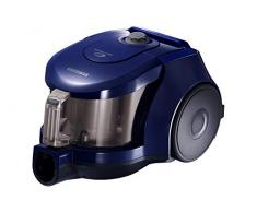 Samsung VCC43U0V3D Aspirateur sans sac 1 brosse 170 W Bleu [Classe énergétique A]