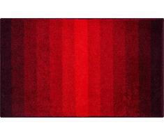 Grund Rialto Tapis de Bain, Polyacrylique Supersoft, Rubis, 70x120 cm