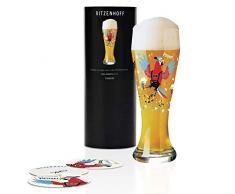 RITZENHOFF 1020240 Verre à bière de blé en verre 645 ml
