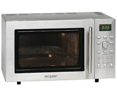 Exquisit MW Ed 8525.3S vasques 25L 900W Stainless Steel–Microwaves