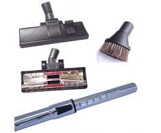 tube aspirateur 32 mm, pour sols Buses et pinceau ventouse pour Nilfisk Coupe, Parquet...