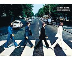 GB Eye LTD, The Beatles, Abbey Road, Poster Geant 100 x 140 cm