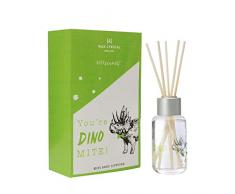 WAX LYRICAL Giftscents Diffuseur de Parfum Dinomite 40 ML