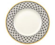 Villeroy & Boch 10-1069-2640 Assiette à Dessert Porcelaine Jaune 22 x 23 x 7 cm 1 Assiette