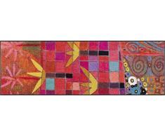 Wash + Dry Design Tapis en Nylon Multicolore 60/180