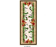 Duffi Home Chemin de Table Vert 45 x 140 cm