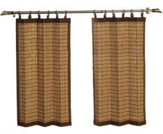 rideau bambou acheter rideaux bambou en ligne sur livingo. Black Bedroom Furniture Sets. Home Design Ideas
