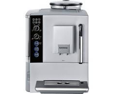 Siemens te501201rw Espresso Machine 1.7L Argent – Cafetière (autonome, entièrement automatique, Espresso Machine, grains de café, café moulu, argent, 50/60 Hz)