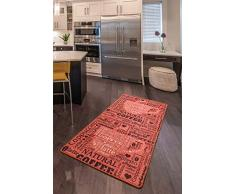 Mon Desire Tapis de Protection, Multicolore, 60X140