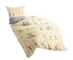 Irisette 8426–80 Dublin de linge de lit en flanelle 220 x 155 cm