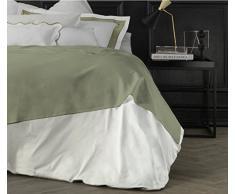 Suite 2603 by Adolfo Carrara Studio Design Drap supérieur, 100% Coton, lit, 39x 26x 4cm 39x26x4 cm Resina