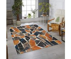 Mon Desire Tapis de Protection, Multicolore, 120X180