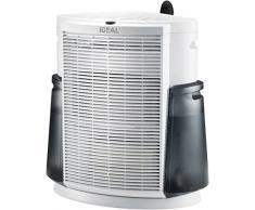 Humidificateur / Purificateur Ideal Santé ACC55 performant avec possibilité daromathérapie pour purifier et humidifier lair de pièces jusqu'à 55 m² de façon optimale et silencieuse