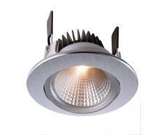 Plafonniers encastrés kapegoled, COB 68 230 V, ac 220–240 V/50–60 Hz, 8,00 W 565164