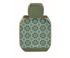 Easy Life Coffret DIFFUSEUR Parfum Ambiance 225ML en Porcelaine avec BRANCHAGE Saule