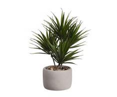 ASA Plante Artificielle en Plastique Vert 24,5 cm