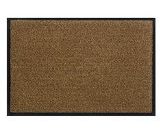 HAMAT paillasson Portail, Dimensions : (l) (l) 600 x 900 mm, Couleur Nature