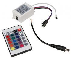Contrôleur RGB pour lampe de sol LED McShinefine, avec télécommande