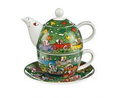Goebel 26-102-35-1 Cafetière Porcelaine