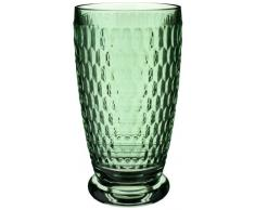 Villeroy & Boch Boston Coloured Verre à long drink Green, 400 ml, Cristal, Vert
