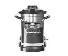 KitchenAid Robot cuiseur Multifonction Artisan Gris étain