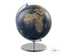 Mascagni Globe terrestre Bleu Ø 25