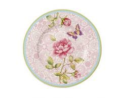 Villeroy & Boch Rose Cottage Assiette à dessert, 22 cm, Porcelaine Premium, Rose