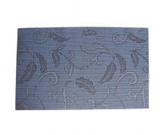 Ladelle Linge de Table Vines 30x48cm, Tissu, Multicolore, 30x48x1 cm
