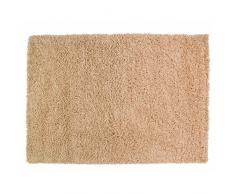 Just Contempo Tapis à poils longs, beige, 120 x 170 cm, beige, 80 x 150 cm