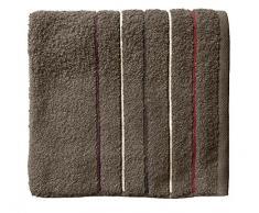 Santens Serviette de Toilette, Coton, Orme, 50x100 cm