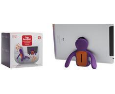 Mr & Mrs Fragrance JBB005 Big Brother Porte iPhone-iPad avec diffuseur de Parfum Violet et Orange Senteur Energy