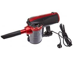 Techwood TAS-659 Aspirateur balai 2 en 1 Noir/Rouge 0,5 L 600 W
